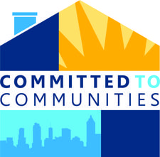 Committed to Communities logo