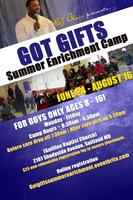 Got Gifts Summer Enrichment Program Registration