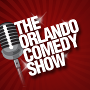 The Orlando Comedy Show logo