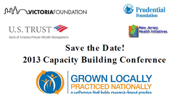 2013 Nonprofit Capacity Building Conference