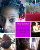 Clump Your Curls Workshop