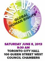 A Major LGBTQ Community Summit: The Countown to World Pride 2014...