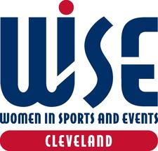 Women in Sports and Events (WISE) logo