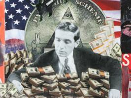 Charles Ponzi - A Dollar and a Scheme