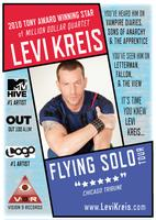 The Flying Solo Tour: Levi Kreis In Madison, WI!
