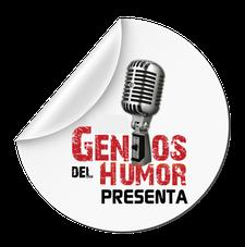 Genios del Humor logo