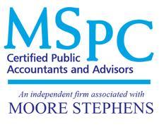 MSPC Certified Public Accountants logo