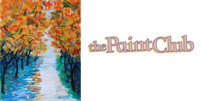Pa'ina Paint Club - Autumn Pathway