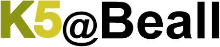 K5@Beall Startup Founders Speakers Series: Robin...