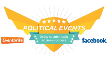 Political Events: Using social media to drive success