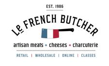 Le French Butcher  logo