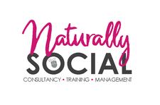 Naturally Social logo