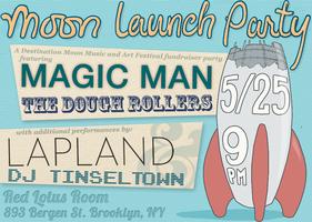 Destination Moon Launch Party!