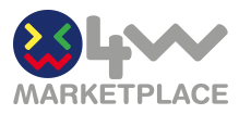 4w MarketPlace logo