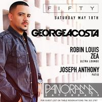GEORGE ACOSTA@ FIFTY!