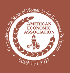 AEA Committee on the Status of Women in the Economics Profession (CSWEP) logo