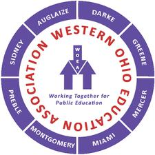 Western Ohio Education Association logo