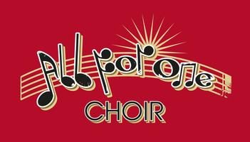 All For One Choir, Bridlington FREE TASTER (One per person)