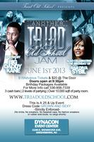 TRIAD OLD SCHOOL JAM WITH BIG DADDY KANE