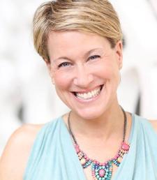 Carla Greengrass, Executive Director | Founding Leader, Stella & Dot logo