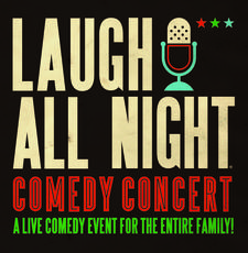 Laugh All Night logo