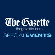The Gazette, Cedar Rapids, Iowa  logo