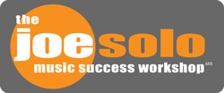 Solo's Music Success Weekend Workshop (With Producer Joe...