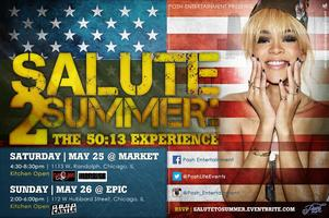 Salute to Summer: The 50/13 Experience