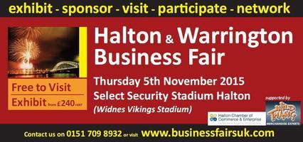 Halton and Warrington Business Fair 2015