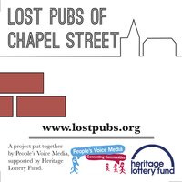 FREE Pubs of Chapel Street Guided Walk