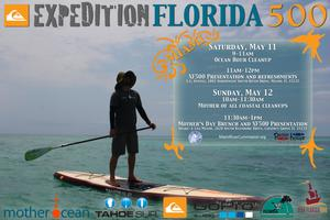 1st Annual Mother Ocean Day and XF500 Celebration...