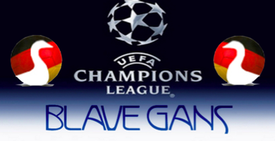 Blaue Gans' Blowout Champions League Final Viewing Party!