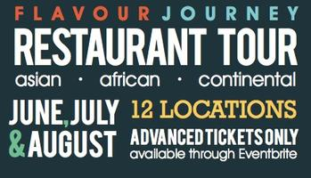 The Flavour Journey - Restaurant Tour
