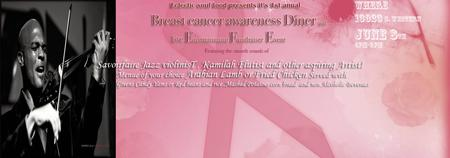 Eclectic Soul Food's 1st Annual Breast Cancer...