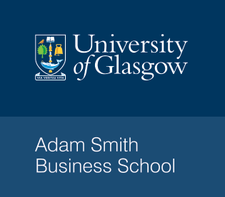 University of Glasgow Adam Smith Business School logo