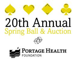 20th Annual Portage Health Foundation Ball & Auction