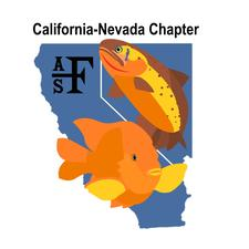 California-Nevada Chapter of the American Fisheries Society logo