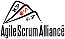 Agile|Scrum Alliance℠ logo