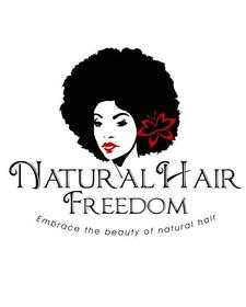 Natural Hair Freedom logo