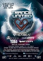 TRANCE UNITED: HEATBEAT, ARCTIC MOON, MARK SHERRY, STATIC&BASS,...