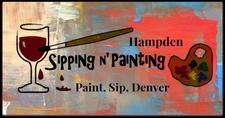 Sipping N' Painting Hampden Denver logo