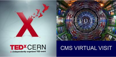TEDxCERN Broadcast & CMS Virtual Visit