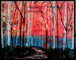 Hampden Sip N' Paint To the Ocean Fri  Aug 2nd 6pm $30