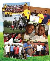 2013 Commitment for Change (C4C) Youth Summer Football Camp