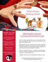Animal Communication Class with Lisa Shaw