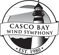 Casco Bay Wind Symphony logo