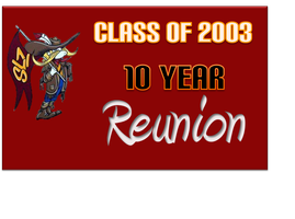 SLZ Class of 2003 10 Year Reunion