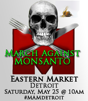 March On Monsanto at Eastern Market