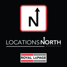 Royal LePage Locations North logo