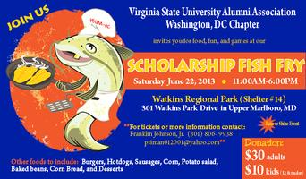 VSUAA-DC Chapter Scholarship Fish Fry